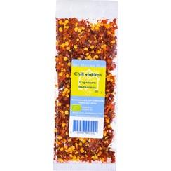 Chilivlokken 20 gram