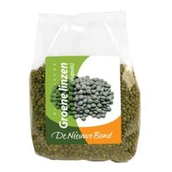 Groene Linzen Dupuis 500 gram