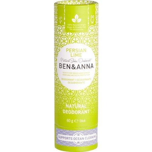 Ben & Anna Deodorant Persian Lime 60 gram