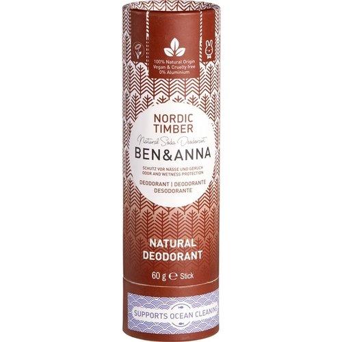 Ben & Anna Deodorant Nordic Timber 60 gram