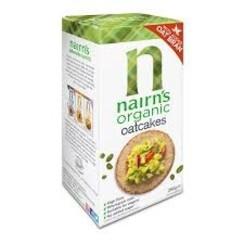 Havermout Crackers Naturel 250 gram