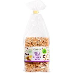 Crackers Spelt & Muesli 200 gram