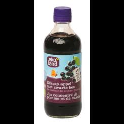Diksap Appel & Zwarte Bes 400 ml