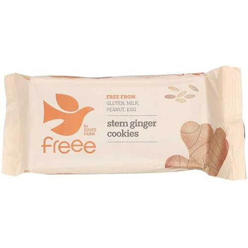 Freee by Doves Farm Gember Cookies 150 gram