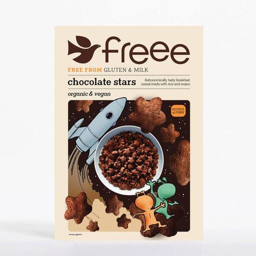 Doves Farm Chocolade Sterren 300 gram