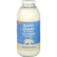 Halfvolle Melk Fles 1 Liter