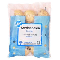 Aardappelen Kruimig  verpakt 2 kg