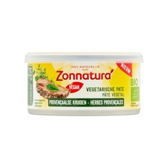 Vegetarische Paté Provençaalse Kruiden 125 gram (THT 18-07-2021)