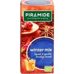 Wintermix Kruidenthee Kaneel & Gember 20 zakjes