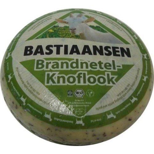 Bastiaansen Geitenkaas Kruiden ca 100 gram