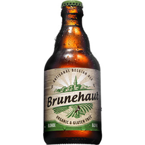 Brunehaut Blond Bier Biologisch 6,5%