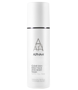 Alpha-H | Clear Skin Daily Face and Body Wash