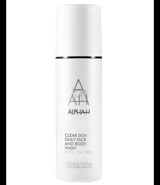 Alpha-H | Clear Skin Daily Face Wash