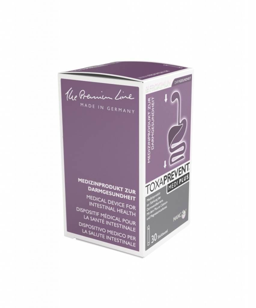 FROXIMUN Toxaprevent Medi Plus - Zeoliet poeder  (1 maand kuur)