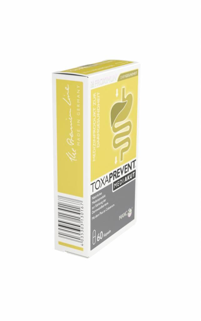 Toxaprevent Medi Akut (Colostrum capsules 60 stuks)