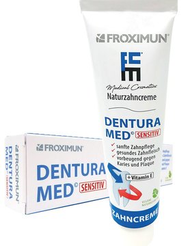 FROXIMUN Tandpasta DenTura met Manc (75 ml)