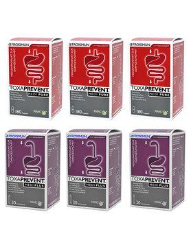 FROXIMUN Toxaprevent Intensieve kuur Medi Plus + Medi Pure (3 maanden kuur)