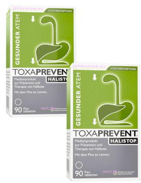 Toxaprevent Halistop (180 tabs)
