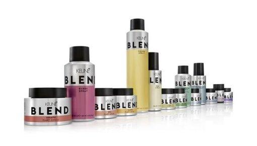 Keune Blend Stylingproducten