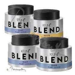 Keune Blend Clay, Blend Paste en Blend Glue Mix Karin