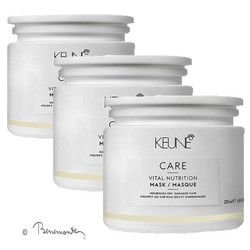 Keune Care Vital Nutrition Mask 3x200ml