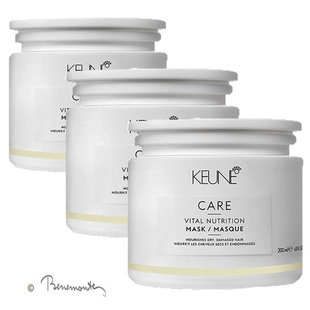 Keune Care Vital Nutrition Mask 3x200ml