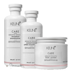 Keune CARE Keratin Smooth serie