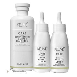 Keune Care Derma Activate shampoo en lotion