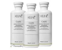 Keune CARE Derma Activate shampoo 3x300ml voordeelpack