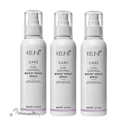 Keune CARE Curl Control boost spray 3x140ml
