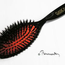 Haarborstel dun en fijn haar