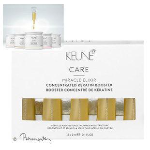 Keune CARE Miracle Elixer Keratin Booster 15x2ml