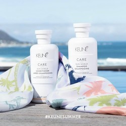 Keune CARE Sun Shield shampoo 300ml en conditioner 250ml