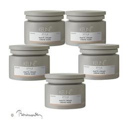 Keune Style Matte Cream 5x75 ml