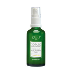 Keune So Pure Moroccan Argan Oil Light 45ml