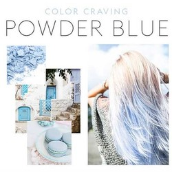 Keune Color Craving Powder Blue