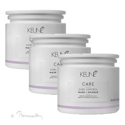 Keune CARE Curl Control treatment 3x200ml