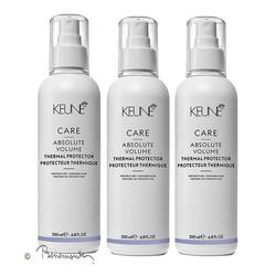 Keune Care Absolute Volume Thermal Protector 3x200 ml