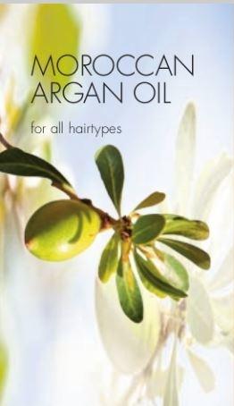 Keune So Pure Argan oil voor pluizig haar