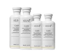 Keune CARE Vital Nutrition 2x shampoo en 2x condition voordeelpack