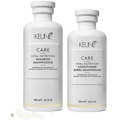 Keune CARE Vital Nutrition shampoo en conditioner