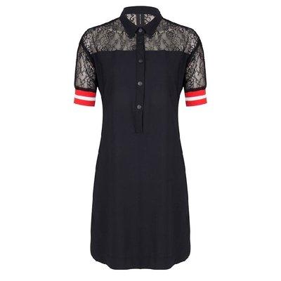Jane Lushka Jane Lushka jurk Black