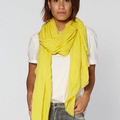 Circle of Trust Circle of Trust sjaal Sari Fresh Lemon
