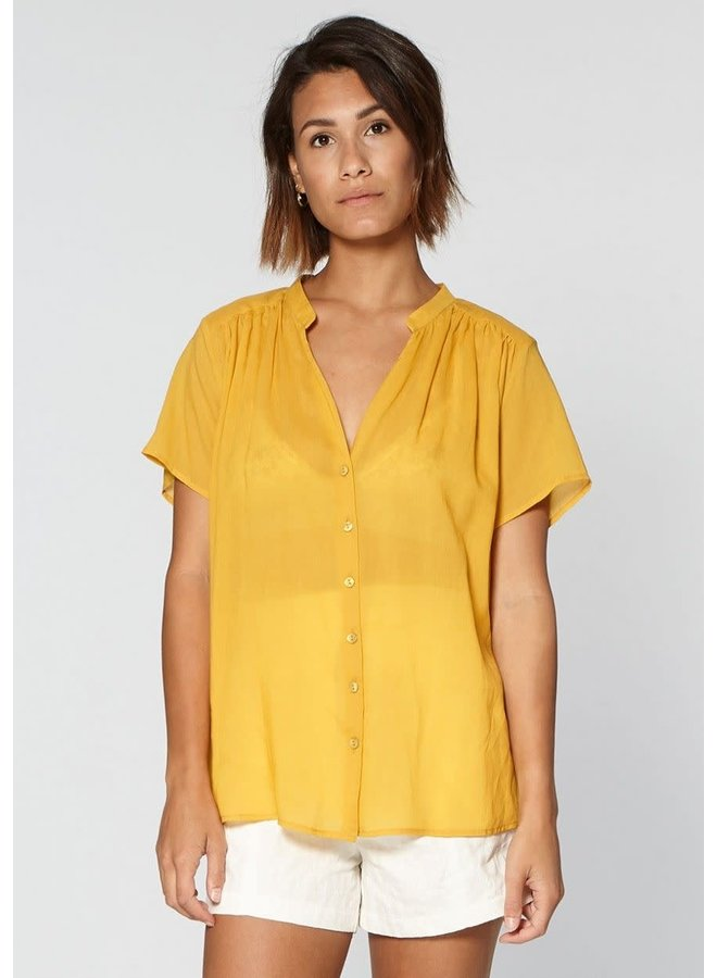 Circle of Trust blouse Kenza Sun Dark