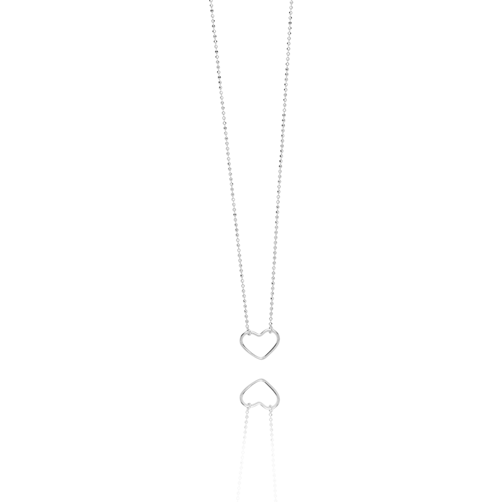LOTT. Gioielli LOTT. Symbol Collection ketting Open Heart