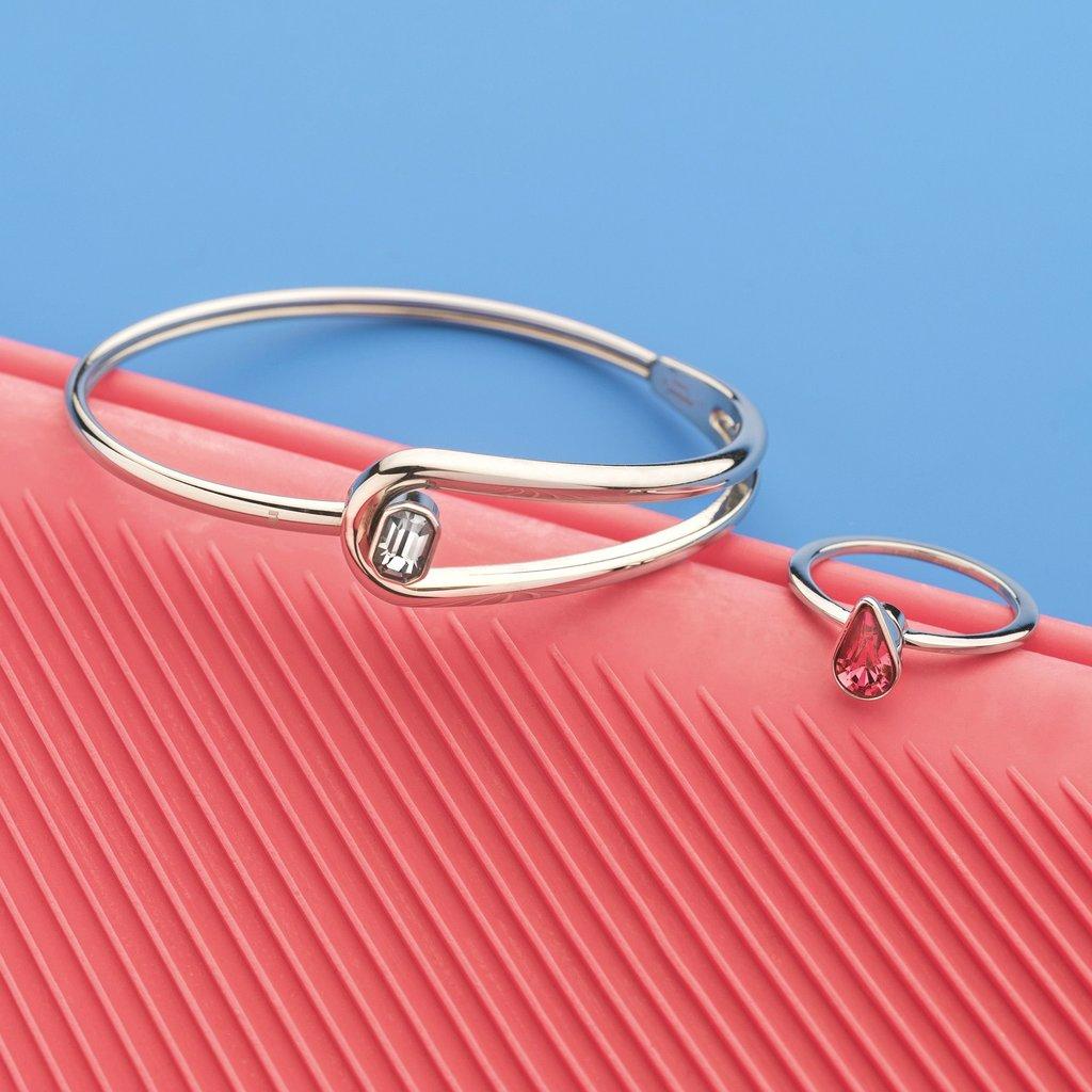 Melano Melano Twisted armband Taya Stainless Steel