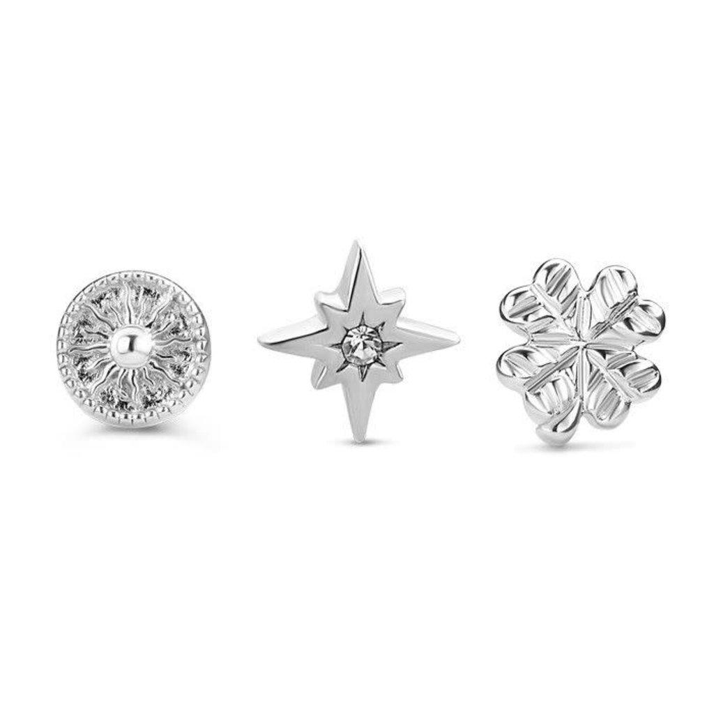 Mi Moneda Mi Moneda Icons icon set Universe Silver