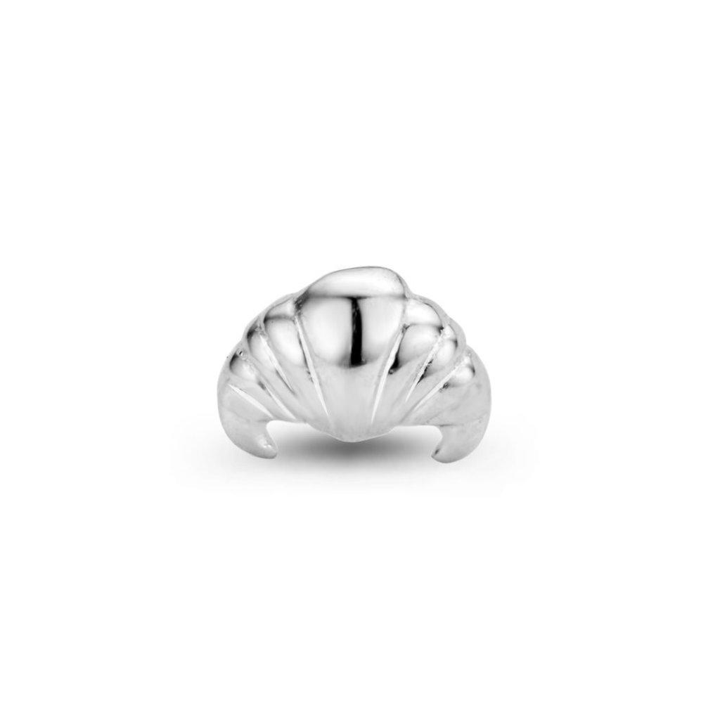 Mi Moneda Mi Moneda Icons icon Croissant Silver