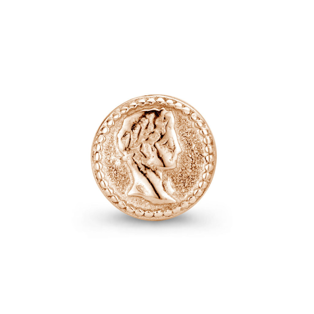 Mi Moneda Mi Moneda Icons icon Roman Rosé Gold Plated