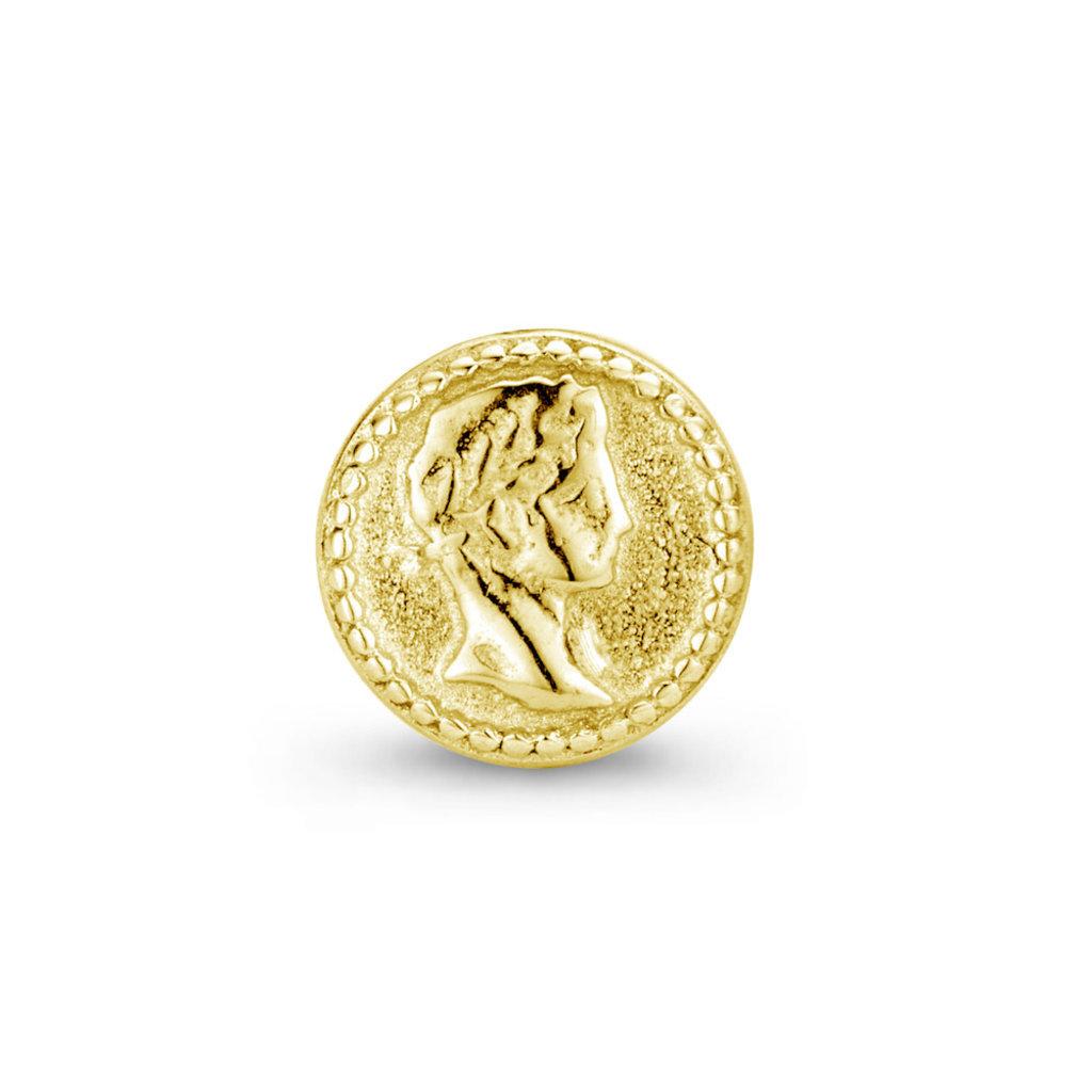 Mi Moneda Mi Moneda Icons icon Roman Gold Plated
